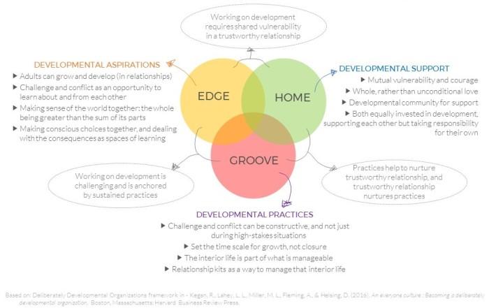 deliberately developmental relationships